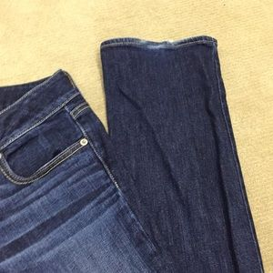 American Eagle Outfitters Jeans - AE Dark wash Straight Leg sz 4 X-Long/Tall